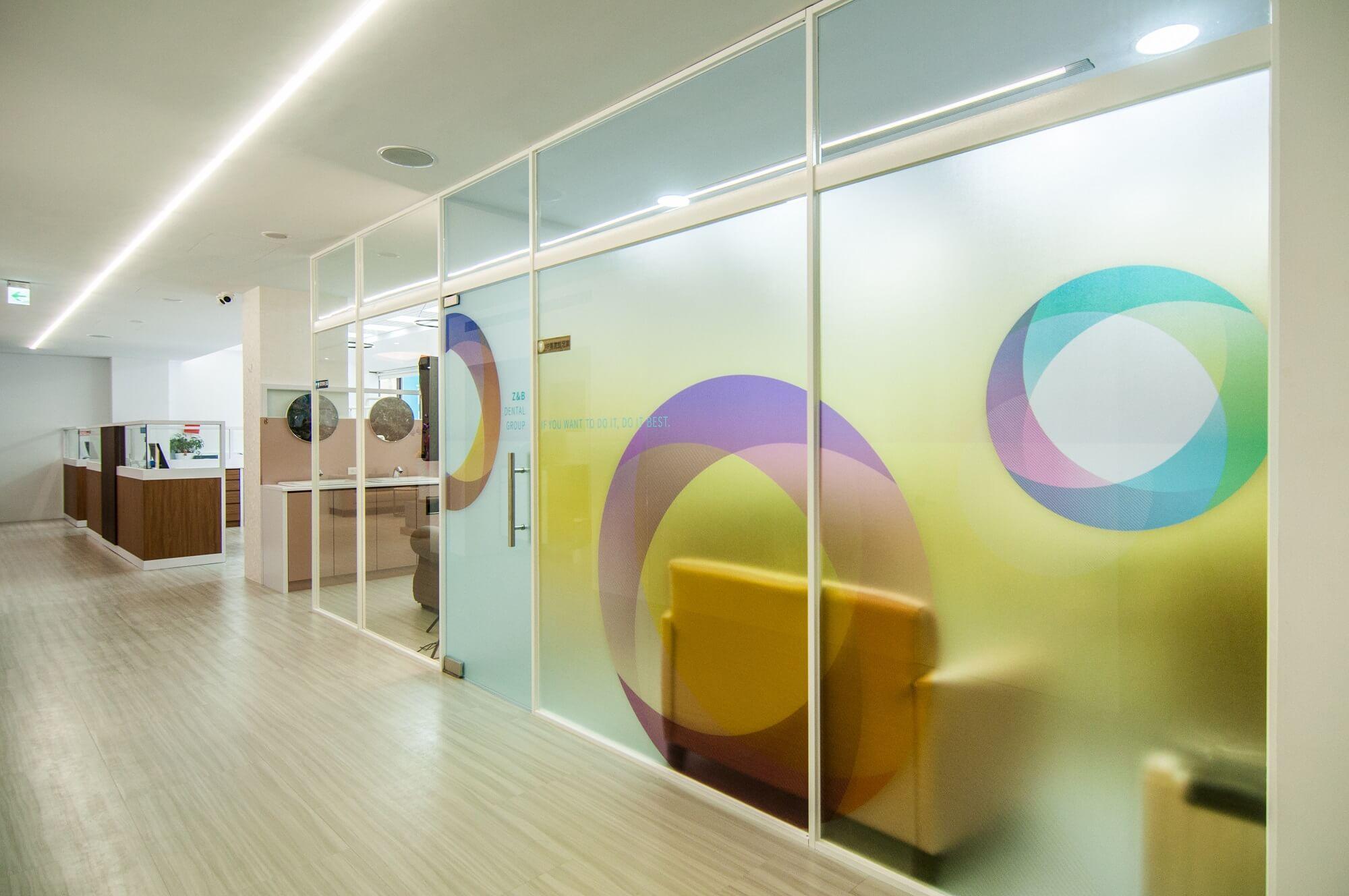 正百牙醫 寬敞的牙科診療空間