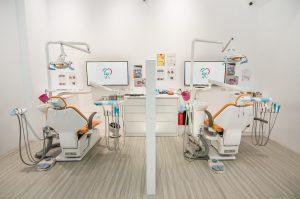 正百牙醫 專業獨立診間